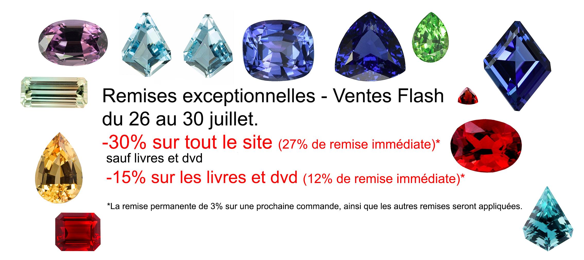 30% DE REMISE - VENTE FLASH