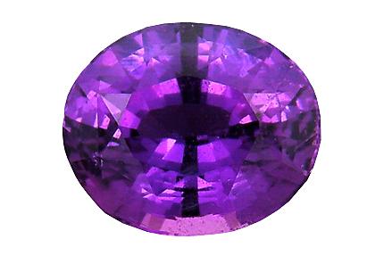 Favori Vente saphir violet - pierres taillées - Gemfrance.com US66