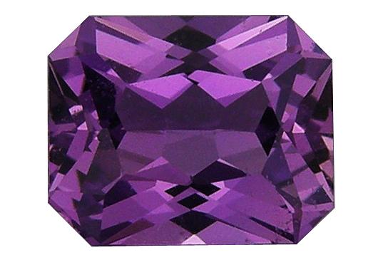 Populaire Vente saphir violet - pierres taillées - Gemfrance.com CO28