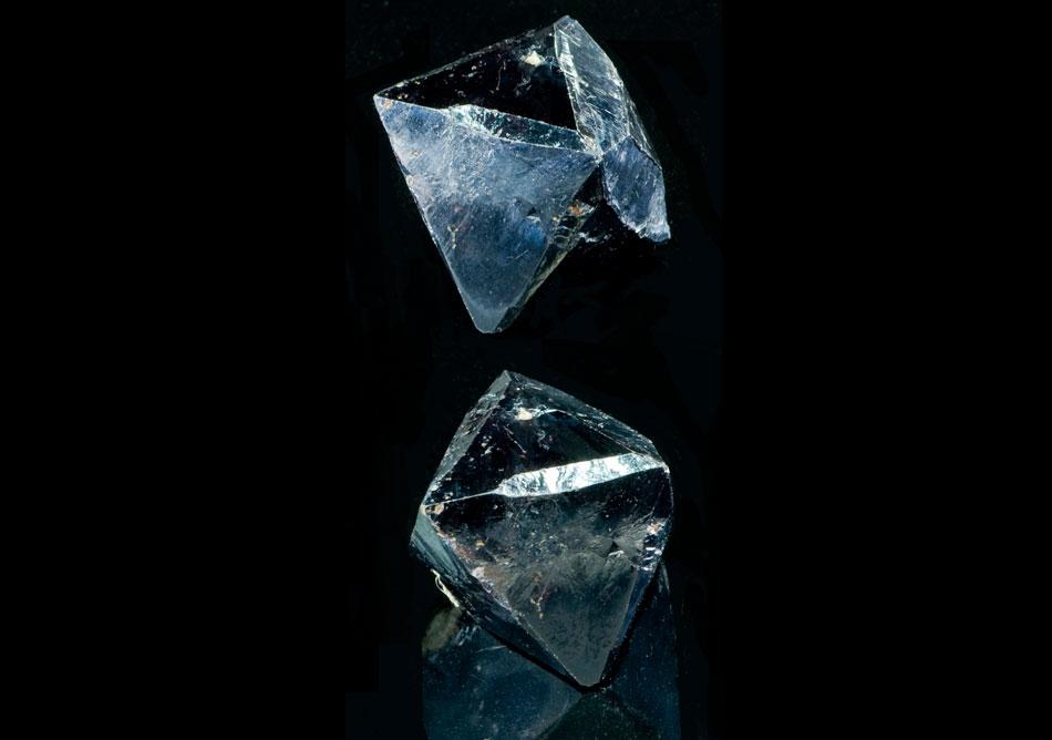Cuprite cristal
