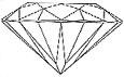 Diamant blanc (FG Si1)