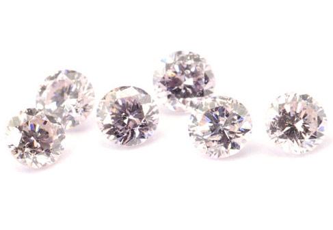 Diamant rose 1.3mm
