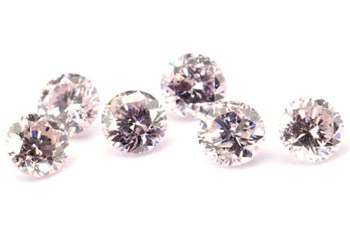 Diamant rose 1.7mm