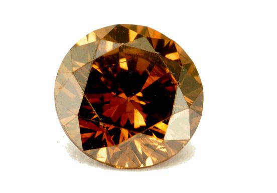 Diamant brun Cognac