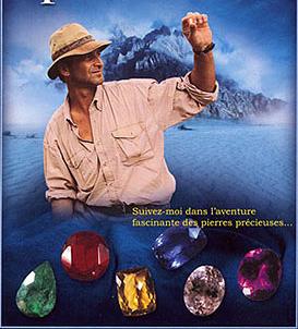 A la poursuite des pierres précieuses - Patrick Voillot
