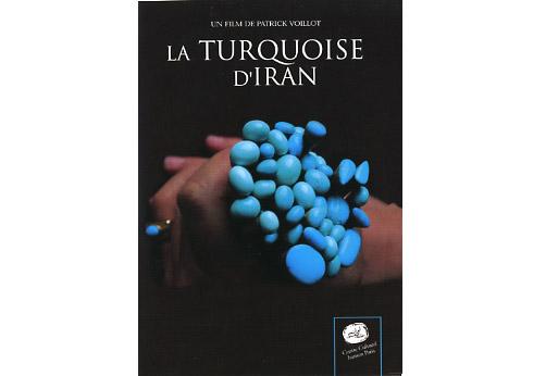 DVD La Turquoise d'Iran - Patrick Voillot