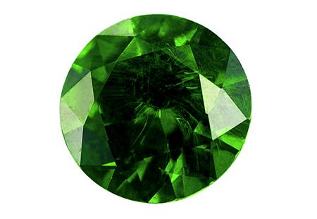 Grenat démantoïde - Oural - 1.4ct