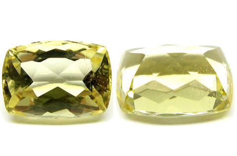 Héliodore (beryl jaune)