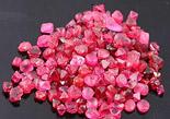 Lot de cristaux de Spinelle 3.49ct