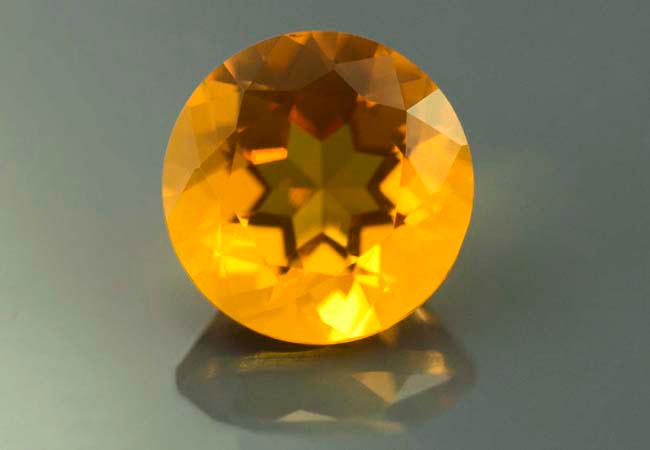 Opale de feu 2.12ct