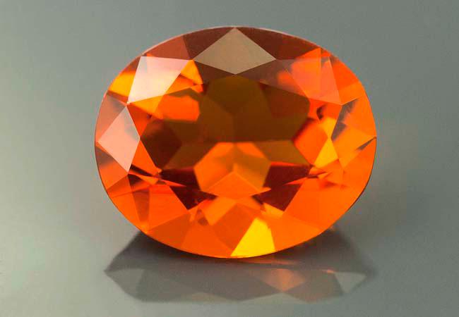 Opale de feu
