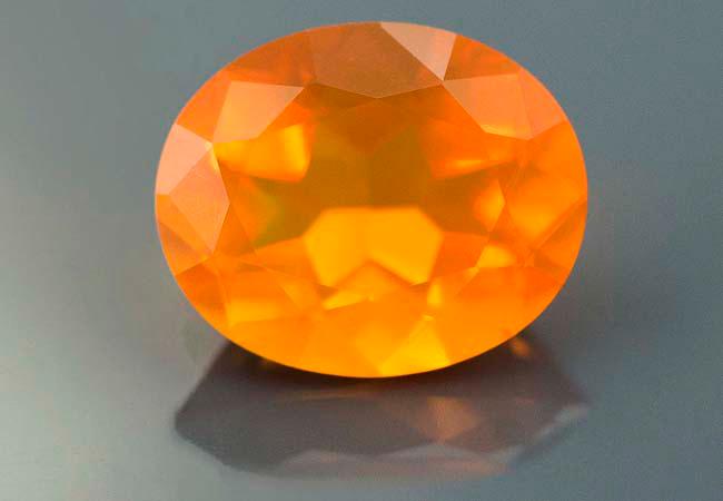 Opale de feu 2.61ct