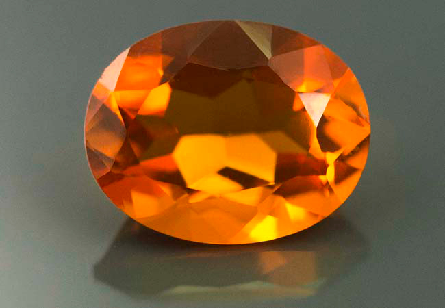Opale de feu 1.87ct