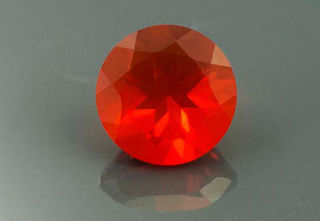Opale de feu 1.02ct