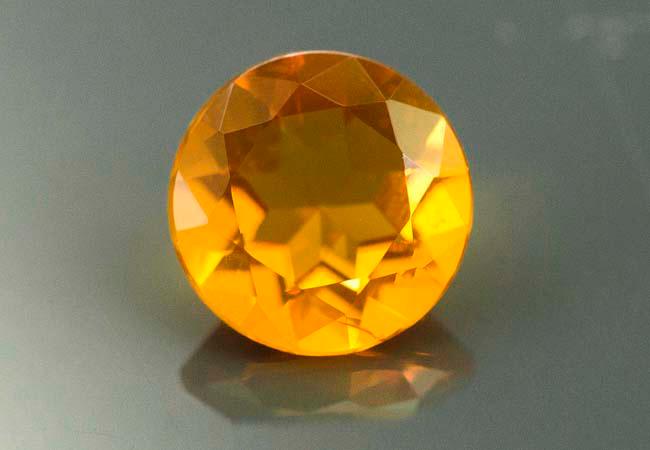 Opale de feu 0.80ct