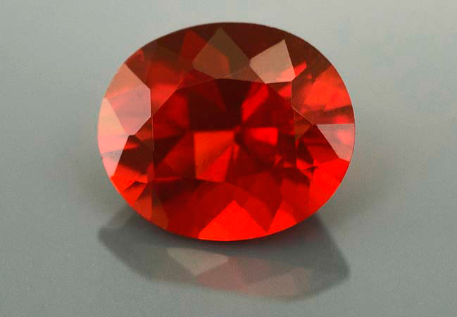 Opale de feu 0.82ct
