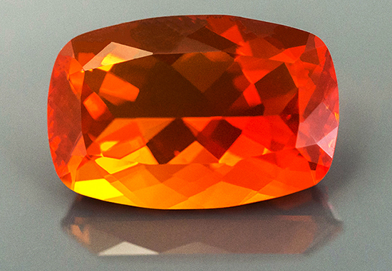 Opale de feu 7.80ct