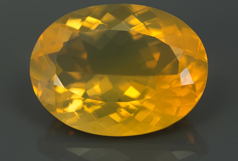 Opale de feu 27.4ct