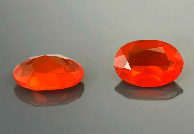 Opale de feu 0.33ct