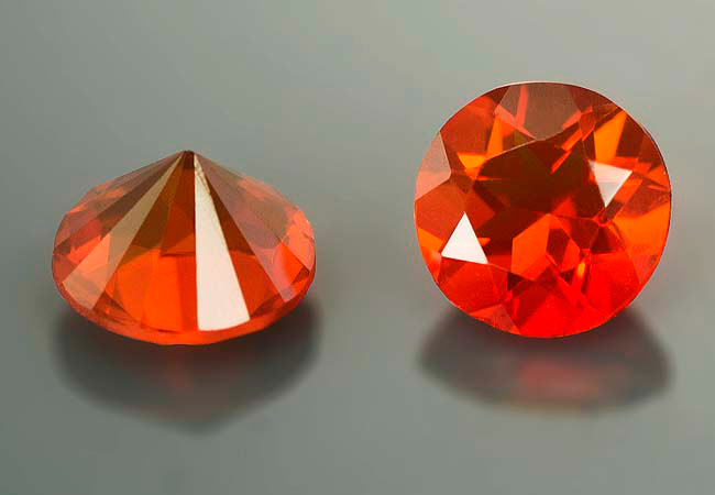 Opale de feu 0.16ct