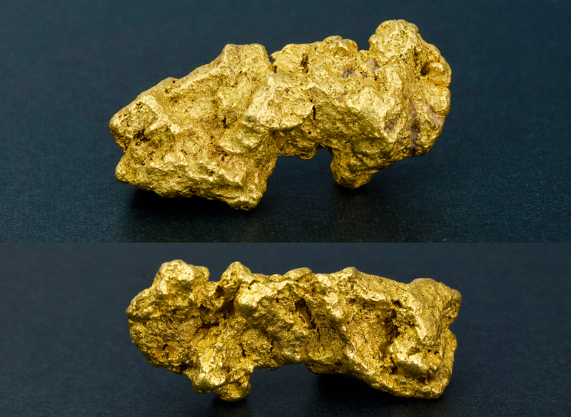 Pépite d'or plus que 10g