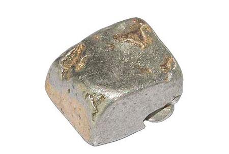 Pépite de platine et or