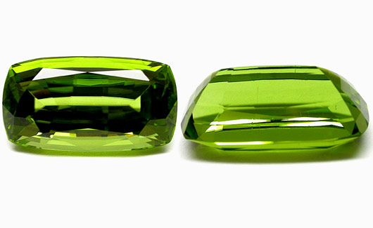 Péridot (olivine) 11.32ct