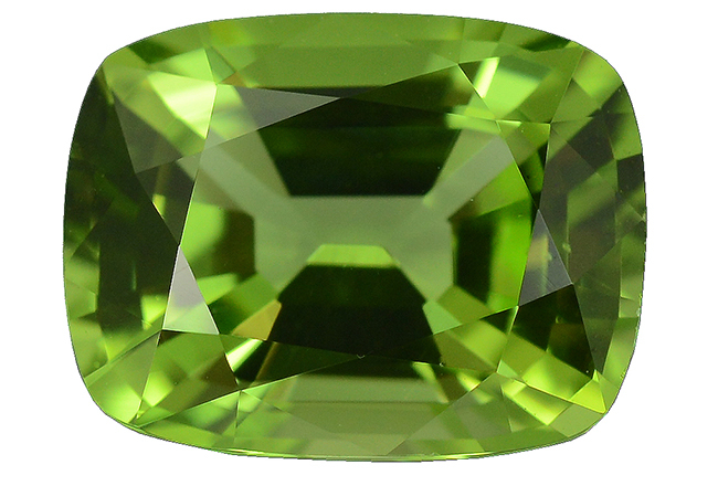 Péridot (olivine) 3.06ct