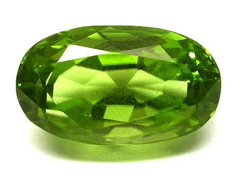 Péridot (olivine) 5.93ct