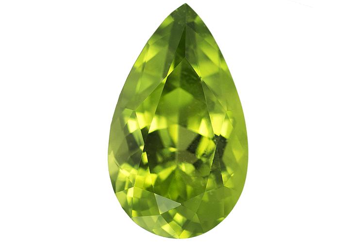 Péridot (olivine) 4.02ct
