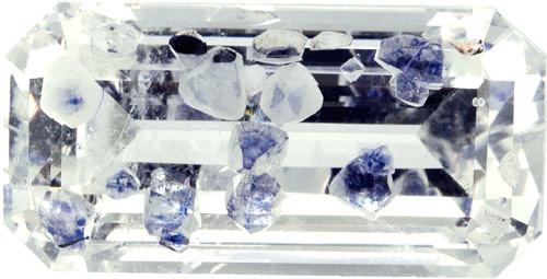 Quartz à fluorite 47.43ct