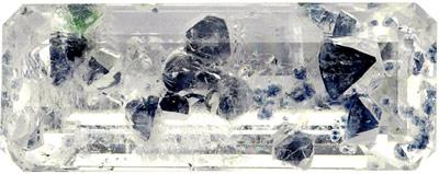 Quartz à fluorite 19.51ct