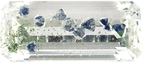 Quartz à fluorite 34.12ct