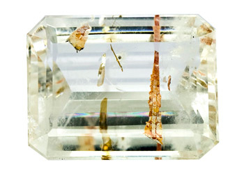 Quartz à inclusions 27.53ct