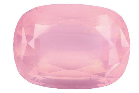 Quartz rose 94.69ct