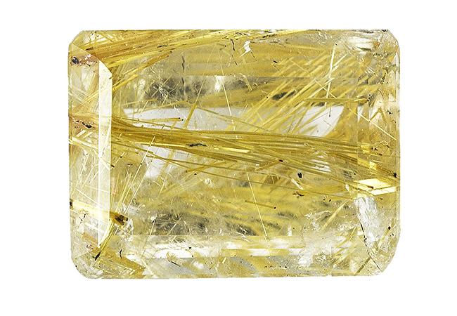 Quartz à Rutile doré 11.71ct