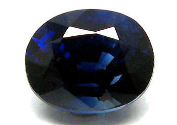 Saphir (bleu - Cambodge)