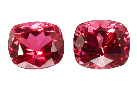 Spinelle paire 0.85ct