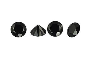 Spinelle noir calibré 3,0mm