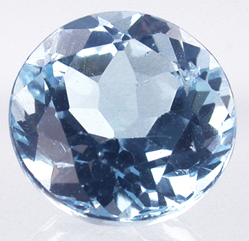 Topaze bleue Sky Blue (traitée) 2.62ct
