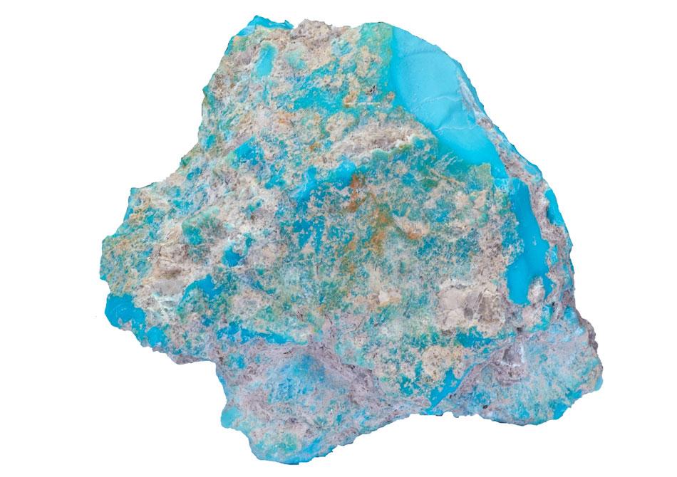 Turquoise Arizona Sleeping Beauty Mine