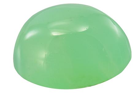 Chrysoprase gemme 17,60ct