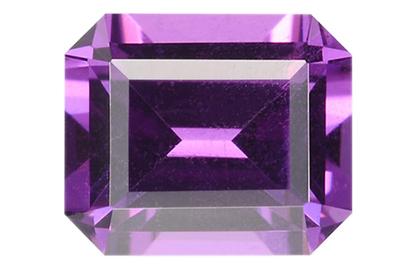 grenat violet rhodolite 0.88ct