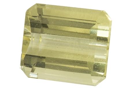 Héliodore (beryl jaune) 1.68ct