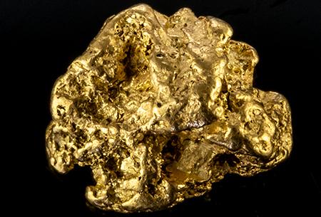 Pépite d'or 0.53g
