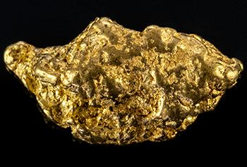 Pépite d'or 0.85g