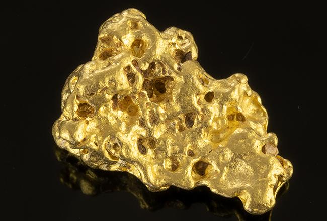 Pépite d'or 13.67g