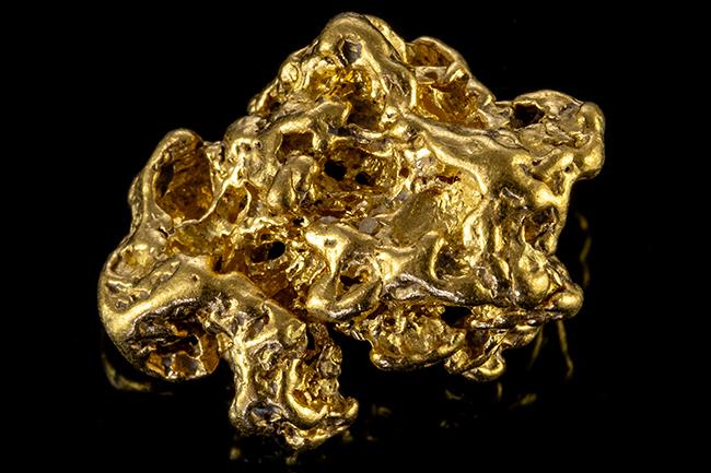 Pépite d'or 3.61g