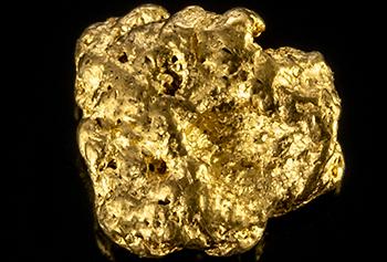 Pépite d'or 0.278g