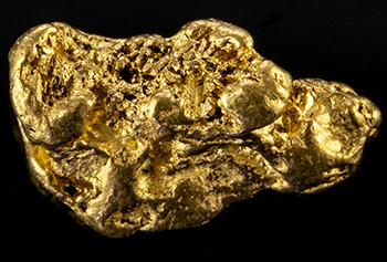 Pépite d'or 0.57g